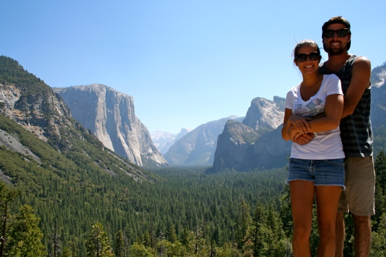 Until next time Yosemite...