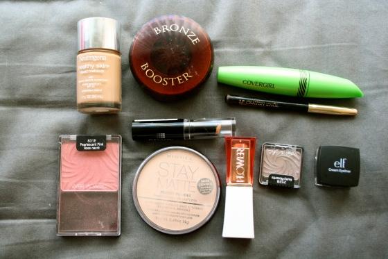 Le makeup!